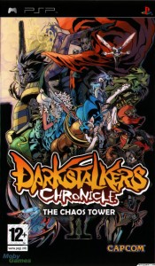 Download Darkstalkers Chronicle:The Chaos Tower iso