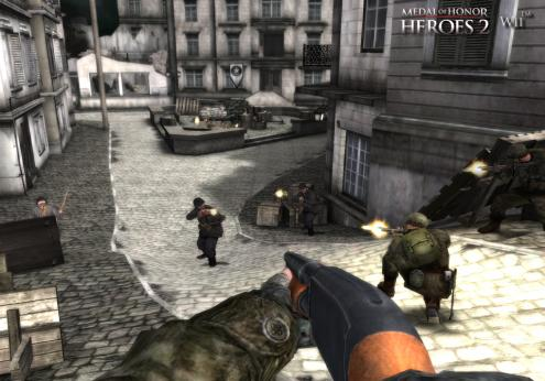 Medal of Honor Heroes 2 free iso and cso download
