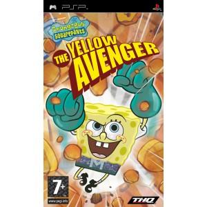 spongebob the yellow avenger psp iso
