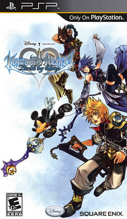 Download Kingdom Hearts: Birth by Sleep iso