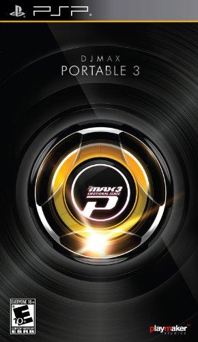 DJ max portable psp