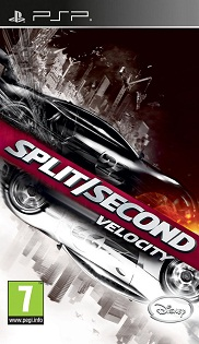 split second psp