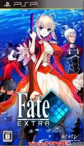 Download Fate Extra iso