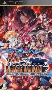 Download Blaze Union: Story to Reach the Future iso