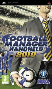 Download Football Manager Handheld 2010 now PSP ISO now