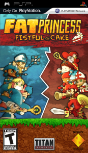 Download Fat Princess Fistful Of Cake iso