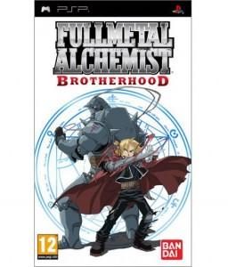 Download Fullmetal Alchemist Brotherhood iso