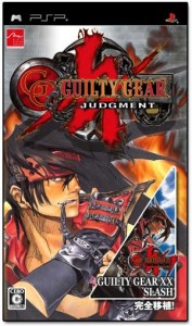 Download Guilty Gear Judgment iso