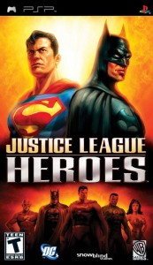 Download Justice League Heroes iso