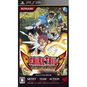 Download Fairy Tail Portable iso