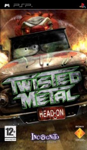 Download Twisted Metal Head On iso