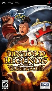 Download Untold Legends The Warriors Code iso