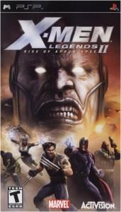 Download X Men Legends II Rise Of Apocolypse iso
