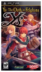 Download Ys  The Oath in Felghana iso