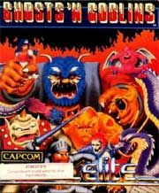Download Ghosts N Goblins PSP ISO