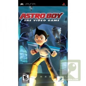 Download Astro Boy: The Video Game iso