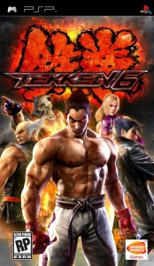 Download Tekken 6 iso