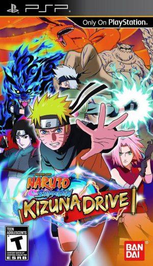 download game ppsspp naruto shippuden kizuna drive