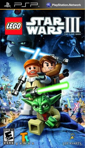 Download Lego Star Wars III: The Clone Wars iso