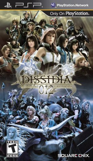 Download Dissidia 012 Duodecim Final Fantasy iso