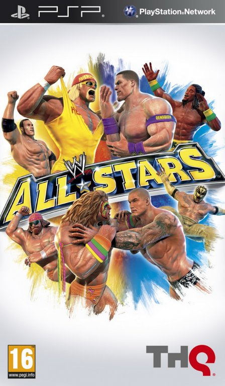 Download WWE All Stars   EUR iso