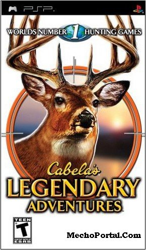 Download Cabelas Legendary Adventures iso