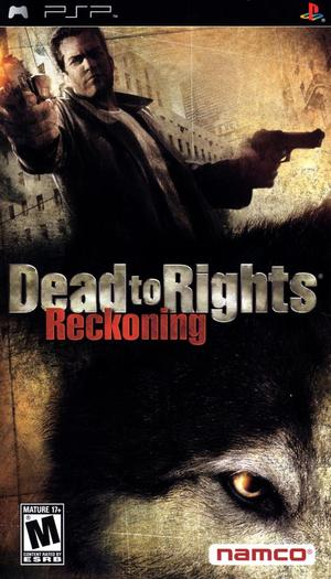 Download Dead to Rights: Retribution iso
