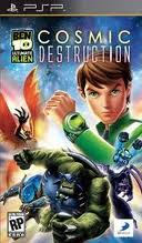 Ben 10 Ultimate Alien Cosmic Destruction Untouched