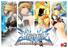 Blazblue Continuum Shift II [JPN]
