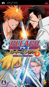 Download Bleach Heat The Soul 6 iso