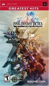 Download Final Fantasy Tactics The War of the Lions iso