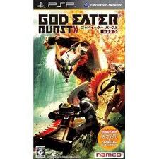 God Eater Burst DEMO