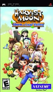 Download Harvest Moon: Hero of Leaf Valley iso