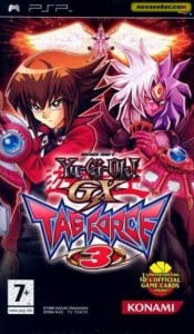 Yu-Gi-Oh! Duel Monsters GX Tag Force 3