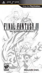 Download Final Fantasy IV: Complete Collection USA iso