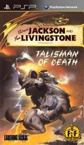 Download Fighting Fantasy Talisman of Death iso