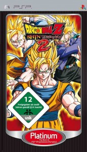 Download Dragon Ball Z Shin Budokai 2 EUR iso