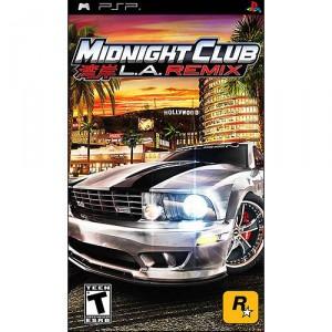 Download Midnight Club LA Remix iso