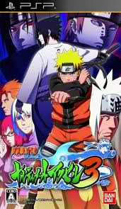 Download Naruto Shippuden Ultimate Ninja Heroes 3 US iso