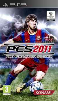 Download Pro Evolution Soccer 2011 iso