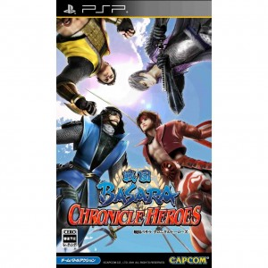 Download Sengoku Basara Chronicle Heroes iso