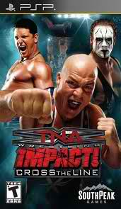 Download TNA Impact: Cross the Line iso