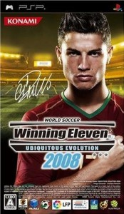 Download Winning Eleven 2008 iso