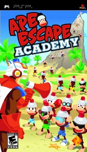 Download Ape Escape Academy iso