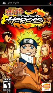 Download Naruto: Ultimate Ninja Heroes iso