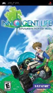 Download Innocent Life: A Futuristic Harvest Moon iso