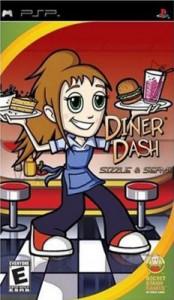 Download Diner Dash: Sizzle & Serve iso