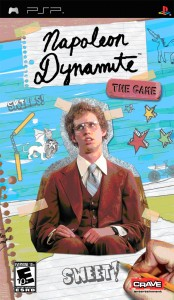Download Napoleon Dynamite: The Game iso