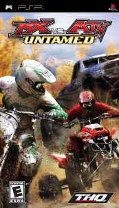 Download MX vs. ATV Untamed iso