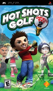 Download Hot Shots Golf: Open Tee 2 iso